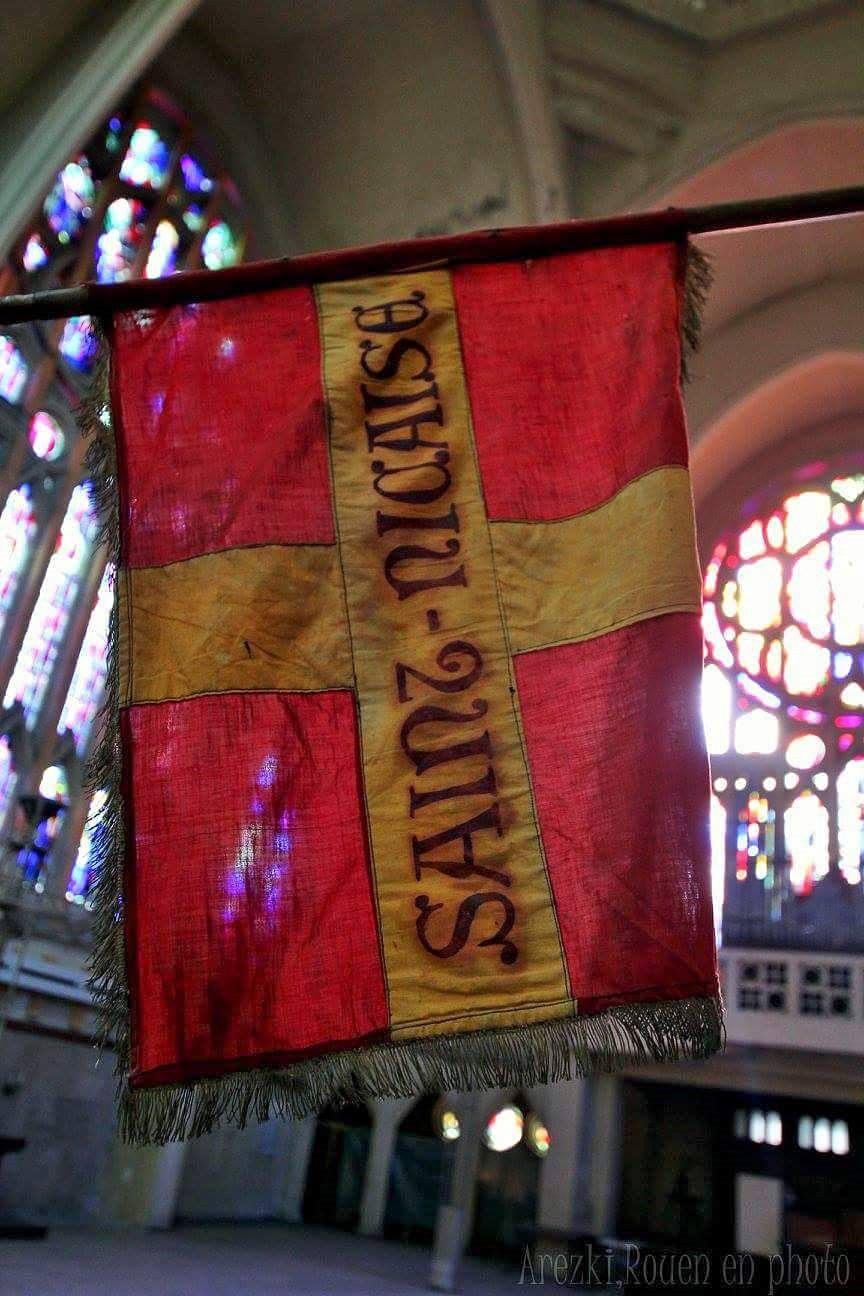 Bannière de Saint Nicaise