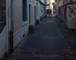 Rue Pitry aujourd'hui