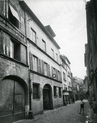 Rue de la Pomme d'Or