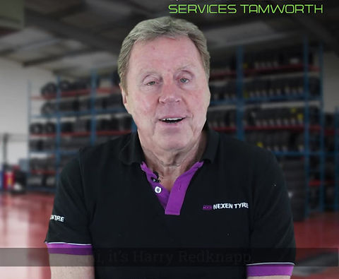 Harry Redknapp Recommends MVS Tamworth
