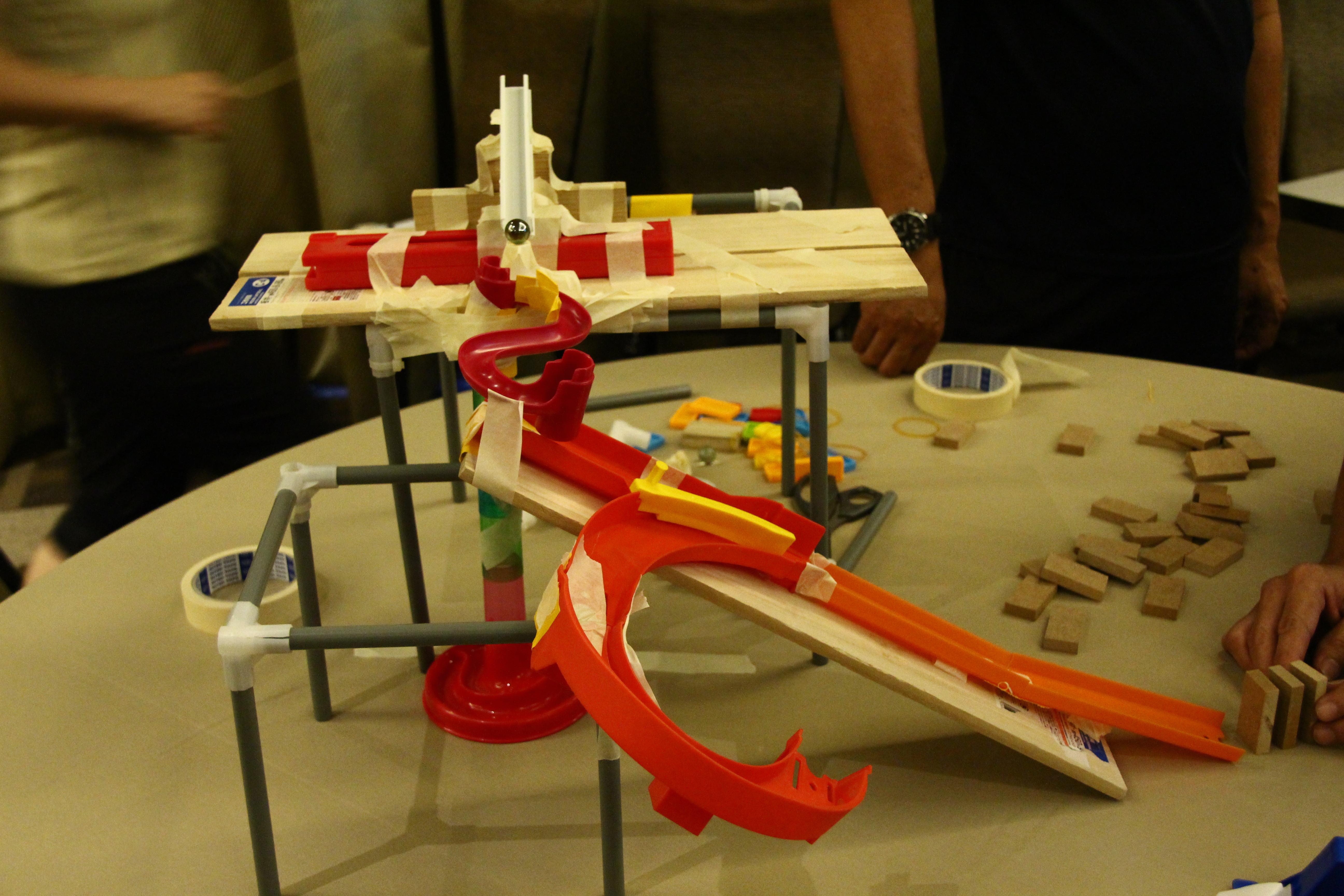 """""""Rube Goldberg Challenge"""""""