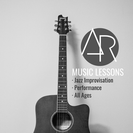 MUSIC LESSONS!