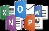 Proxim'IT Informatique Vernantes - PC - MAC - LINUX : conseils et services - particuliers et professionnels - LOGO OFFICE