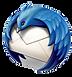 Proxim'IT Informatique Vernantes - PC - MAC - LINUX : conseils et services - particuliers et professionnels - LOGO THUNDERBIRD