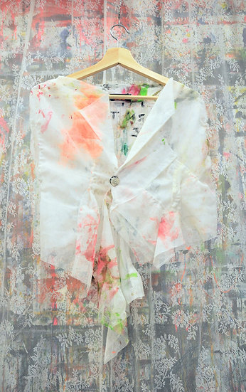 Punk Over The Top Blouse