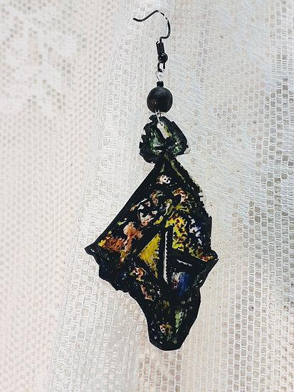 Victorian grow single earring