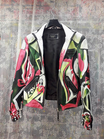 Punk love jacket
