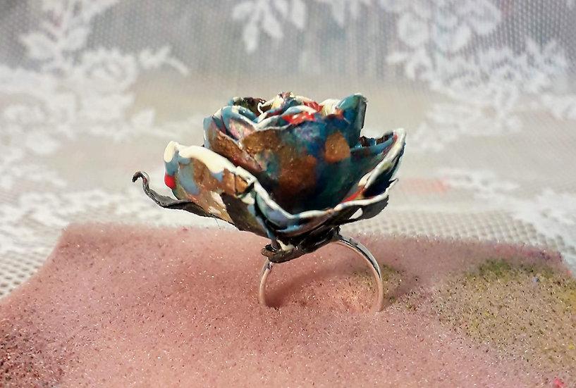 Flower ring one