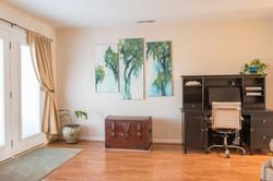 Living Room Staging Back