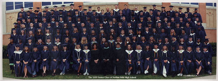 1999 Tulsa Hale Senior Class