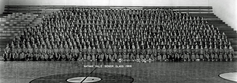 1968 Senior Class Photo