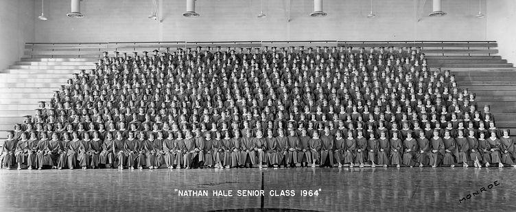 1964 Tulsa Hale Senior Class