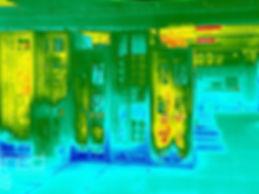 termografía racks informaticos thermal pty panama