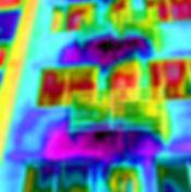 Húmedad en edificios thermal pty panama