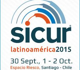 SICUR 2015 Santiago de Chile