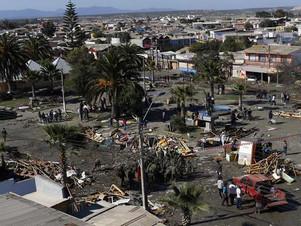 Terremoto de 8,4 grados Richter frente a Illapel genera fuerte alarma nacional y provoca evacuación