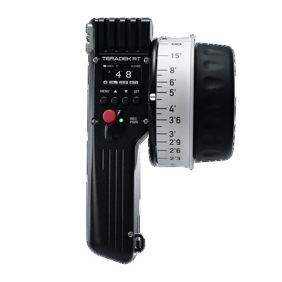 Teradek RT Single Axis Wireless Lens Control