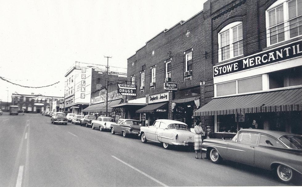 34-Main Street Belmont 1950's.jpg