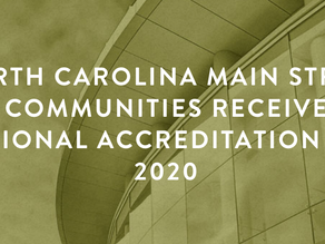 National 2020 Accreditation achieved!