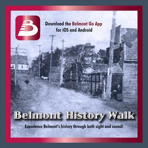 Belmont History Walk