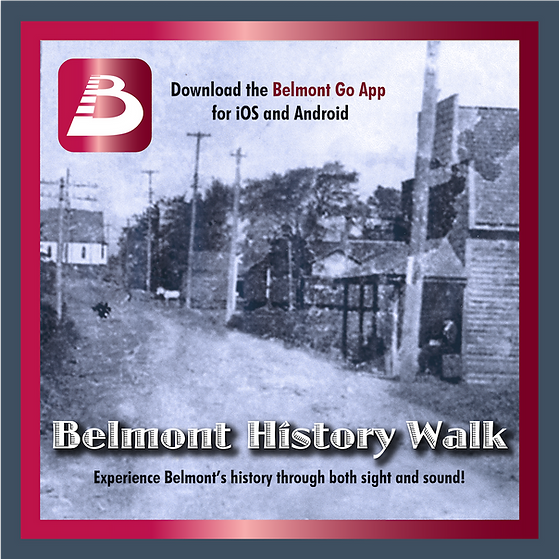 BelmontGo_HistoryWalk Promotion Instagra