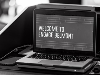 Engage Belmont events