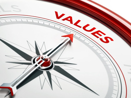 Ditch the Resolutions for Values-Based Action