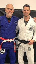 Mauricio Gomez Paxton Gibbons Head Instructor RGA Henley Roger Gracie Academy Henley on Thames
