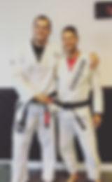 Roger Gracie Paxton Gibbons Head instructor RGA Henley BJJ Brazilian Jiu-jitsu