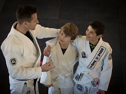 Roger Gracie Academy Henley on Thames BJJ Brazilian Jiu-jitsu Kids Classes