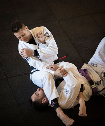 BJJ Henley Roger Gracie Academy Paxton Gibbons