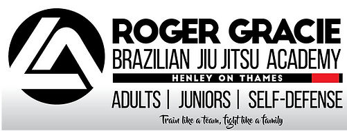 Roger Gracie Academy Henley on Thames BJJ Brazilian Jiu-Jitsu Adults Kids self-defence classes logo