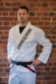 Paxton Gibbons Head Instructor RGA Henley BJJ Brazilian Jiu-jitsu Roger Gracie Academy Henley on Thames