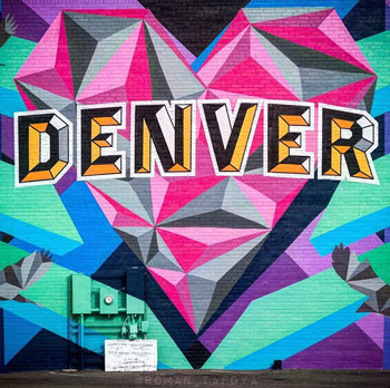 Pat Milbery | Denver Graffiti Tour