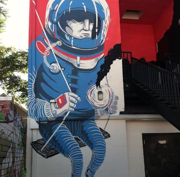 Chris Huth | Denver Graffiti Tour