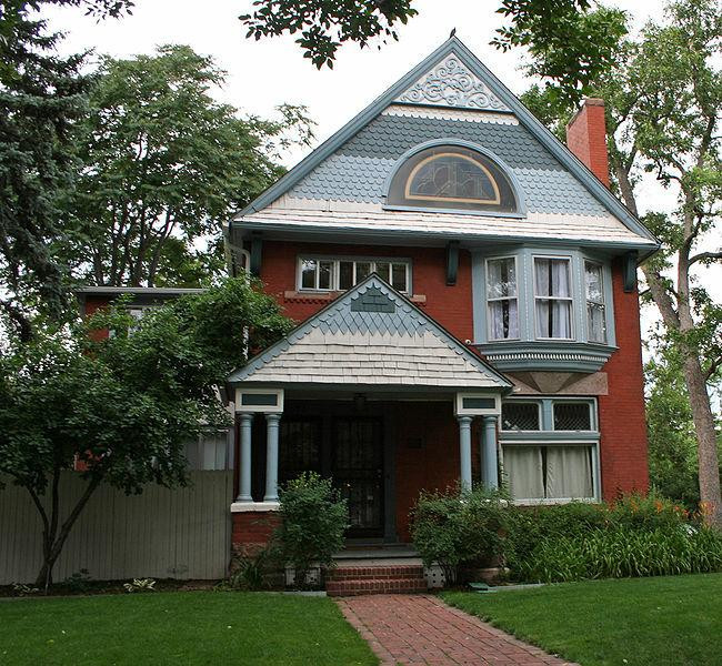 Victorian style home