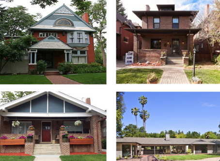 A GUIDE TO HOME STYLES IN DENVER