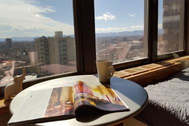 Airbnb staging in Denver