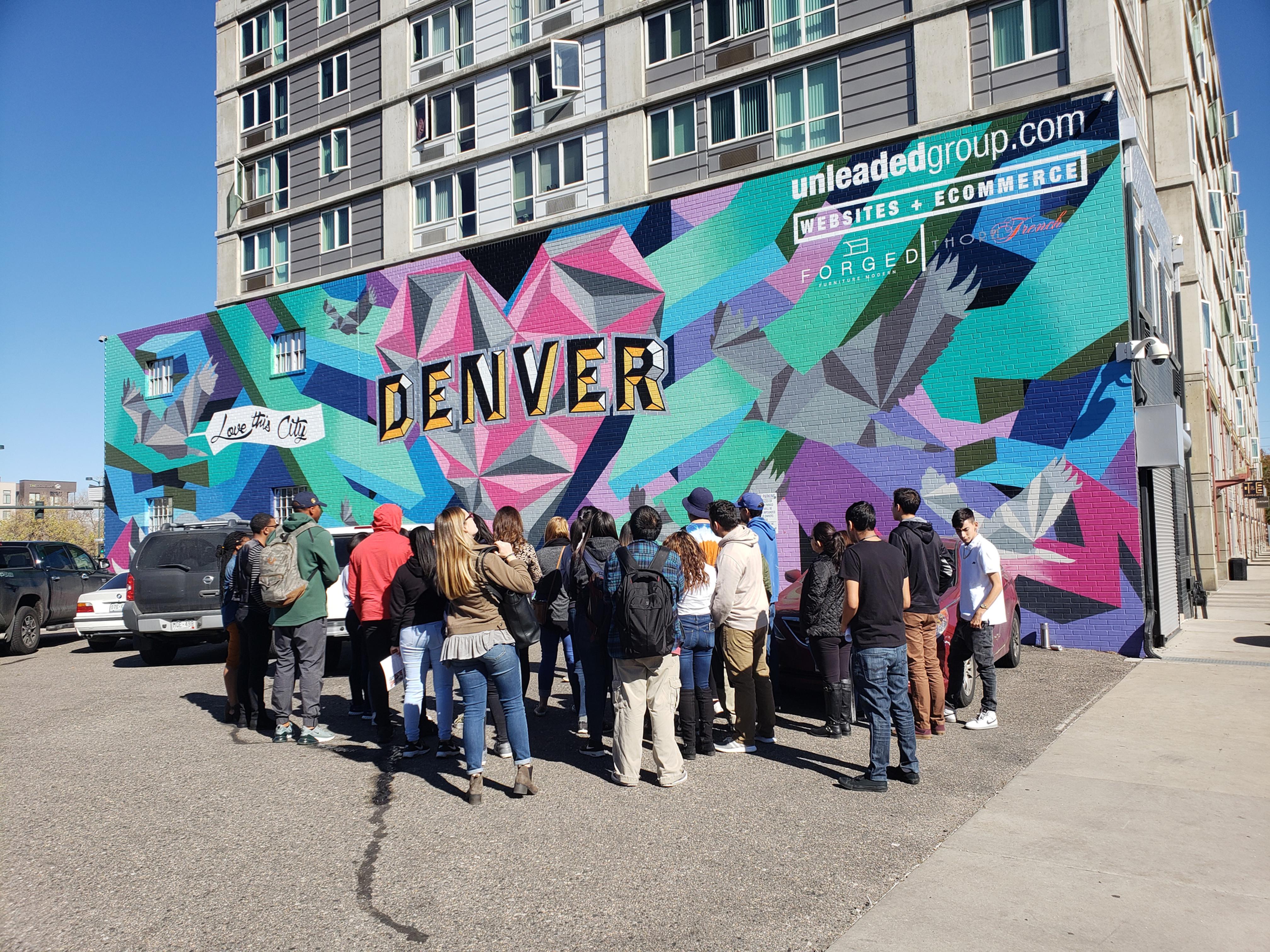 Denver Graffiti Tour (10A)