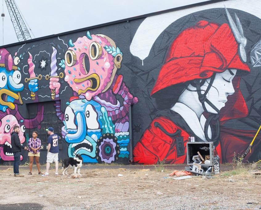 Casey Kawaguchi | Denver Graffiti To
