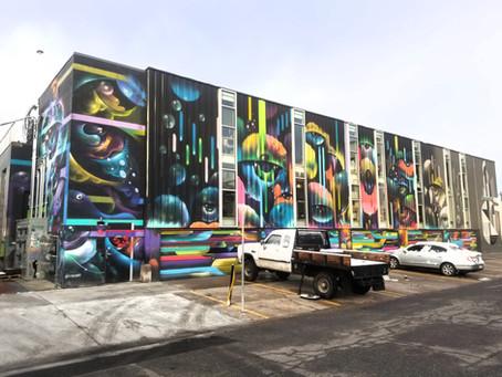 Last chance to see RiNo street art!