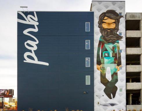 Pedro Barrios | Denver Graffiti Tour