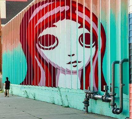 Jeremy Burns | Denver Graffiti Tour