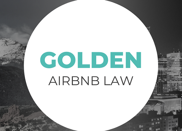 Golden Airbnb Law