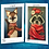 Thumbnail: Pack - Squirrel and Raccoon - Acrylic Painting - Eng-Us