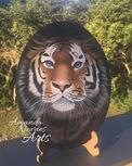 tiger acrylic paint