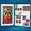 Thumbnail: Guaxinim - Pintura Acrílica - Pt-br