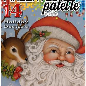 Publicação Internacional - Pixelated Palette - Oct 21