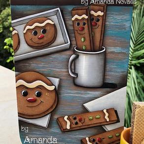 Gingerbread Still Life - Painting World Magazine Blog