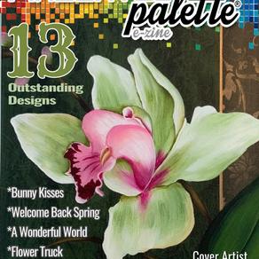 Pixelated Palette E-zine - Fev2021